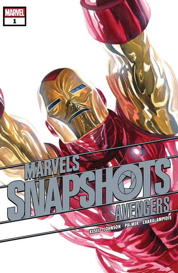Avengers - Marvels Snapshot