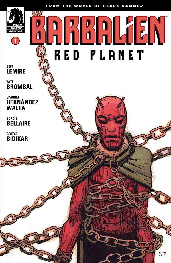Barbalien - Red Planet 1