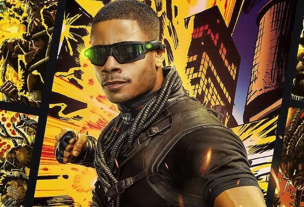 Black Lightning: Spin-Off su Painkiller in lavorazione su The CW