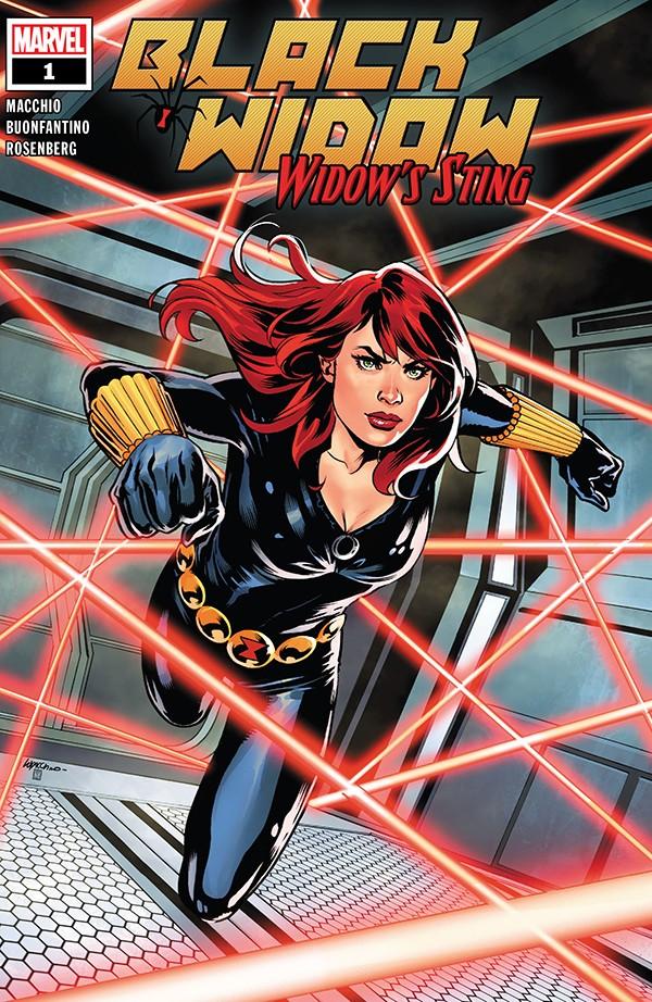 Black Widow - Widow's Sting 1