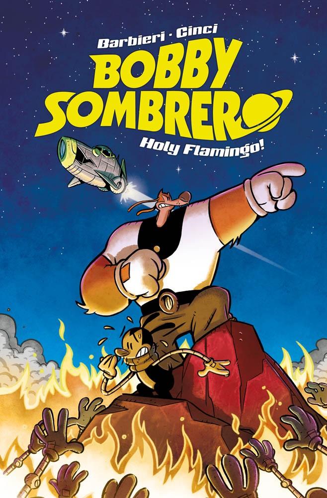 """Panini Comics presenta """"Bobby Sombrero"""", il nuovo fumetto firmato Barbieri e Canfailla"""