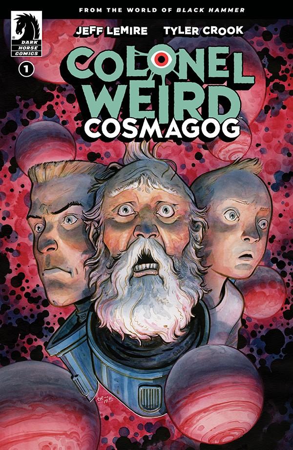 Colonel Weird - Cosmagog 1