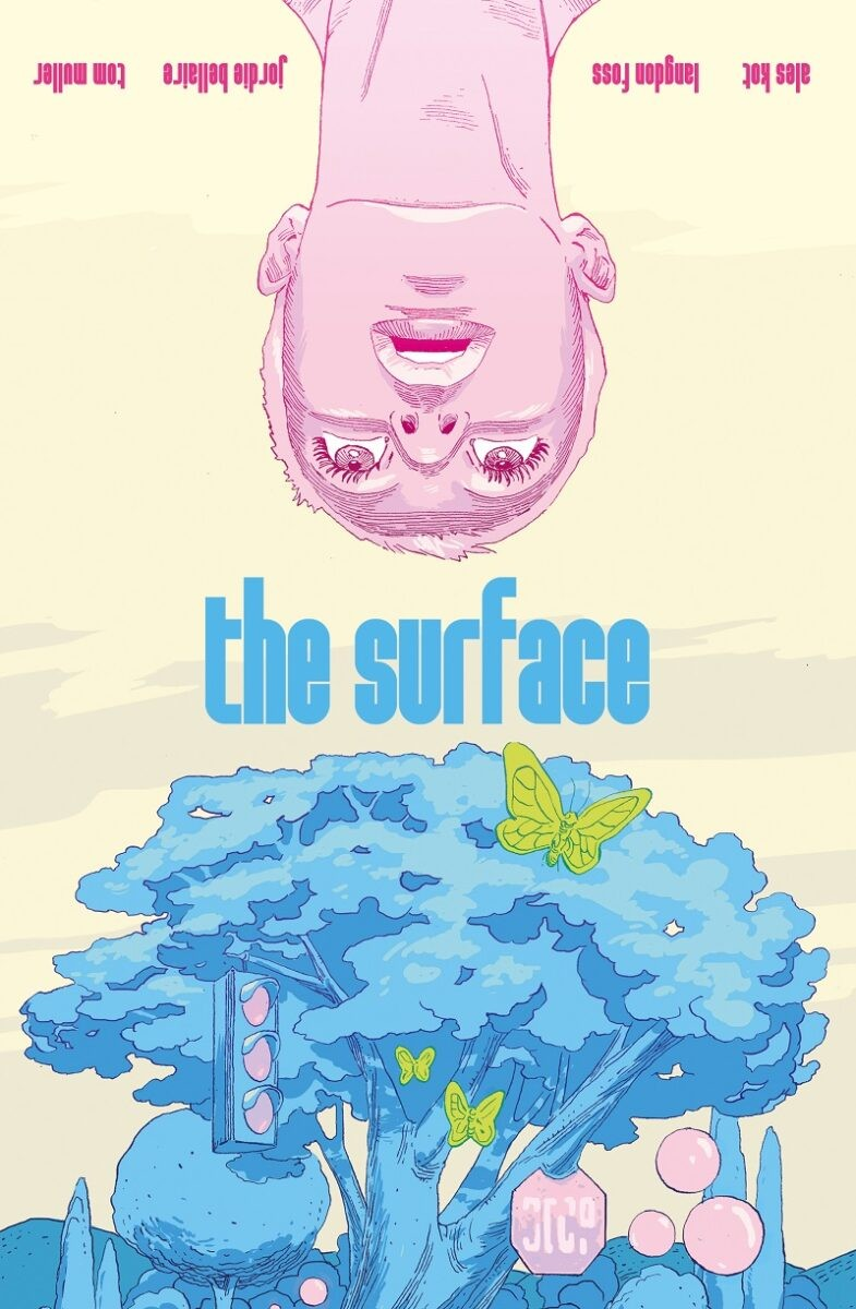 Eris Edizioni pubblica The Surface, la graphic novel firmata da Ales Kot