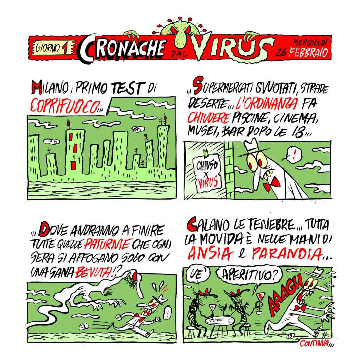 Cronache dal virus_