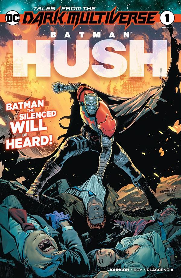 Dark Multiverse- Batman - Hush