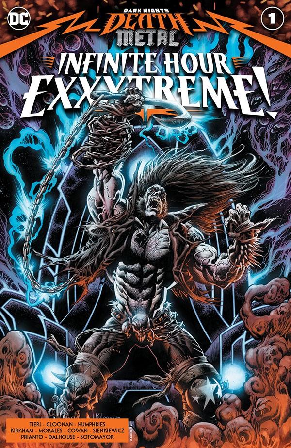 Dark Nights - Death Metal Infinite Hour Exxxtreme!