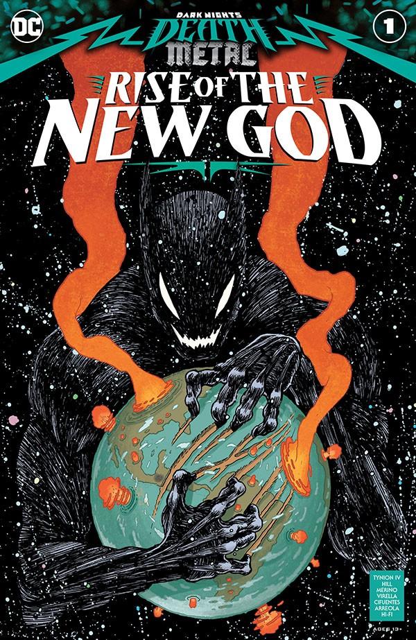 Dark Nights - Death Metal Rise of the New God