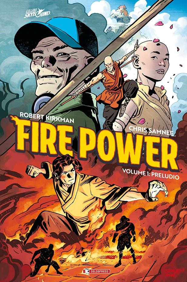 Fire power_COVER