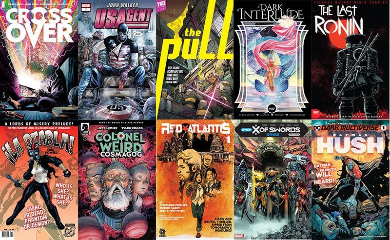 First Issue #72: tra crossover, interludi, origini e apocalissi