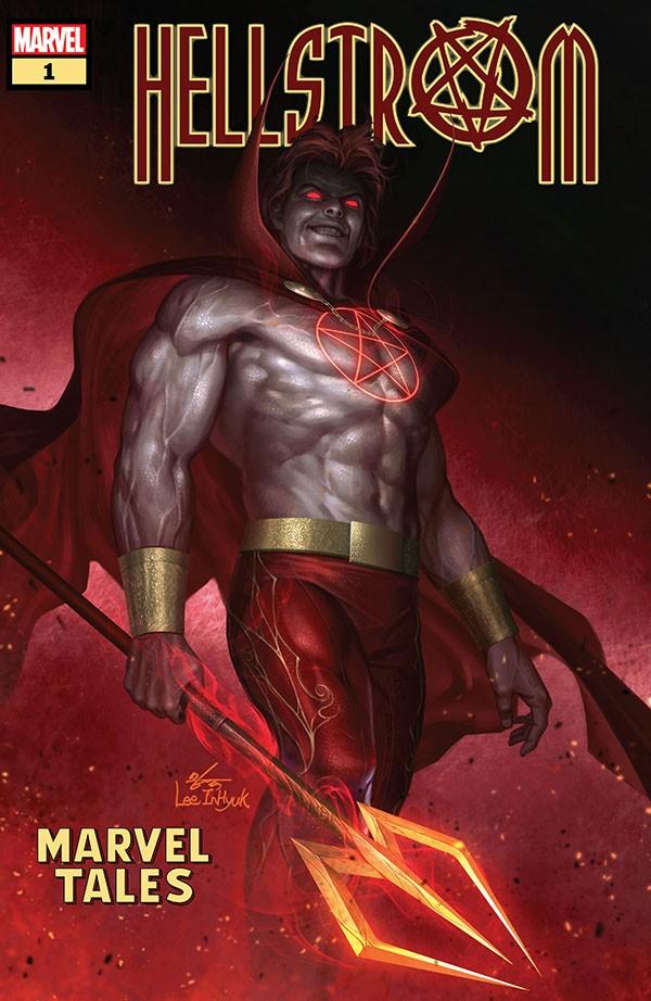 Hellstrom - Marvel Tales