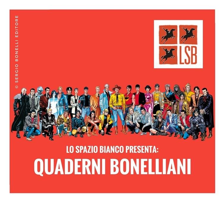 """Torna l'appuntamento con """"Quaderni bonelliani"""""""