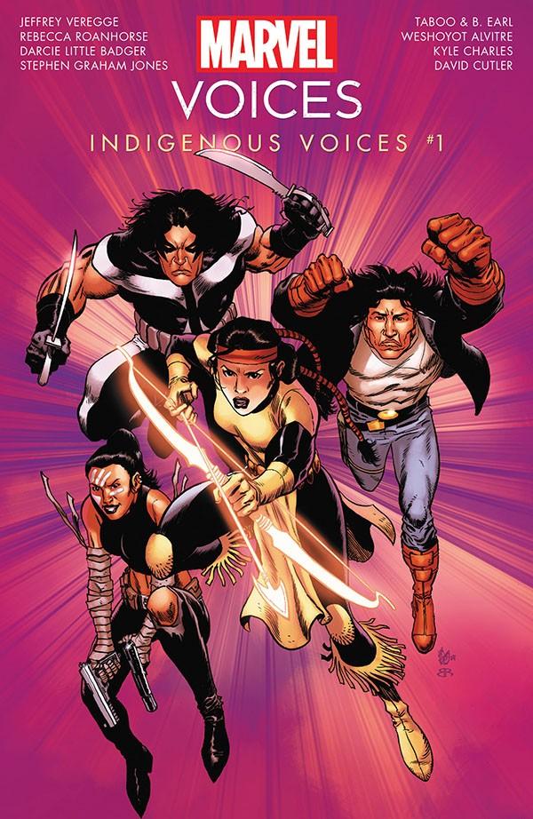 Marvel's Voices - Indigenous Voices