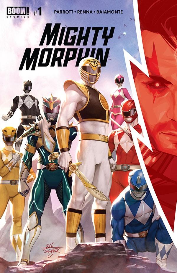 Mighty Morphin 1
