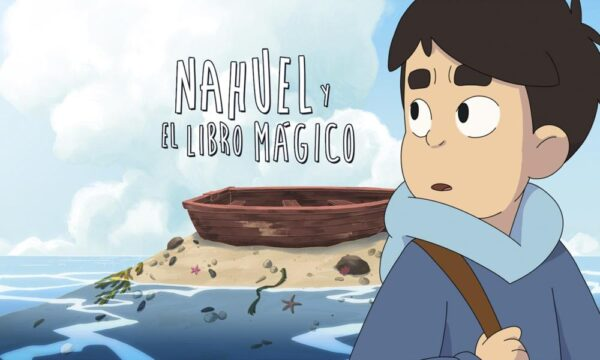 Nahuel y el libro mágico