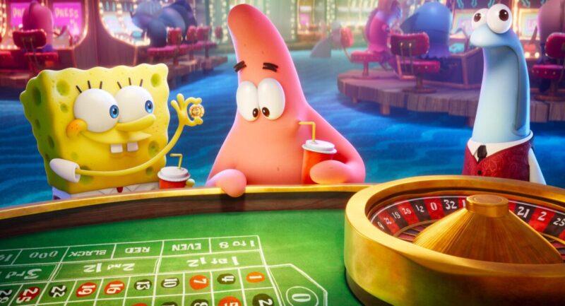 SpongeBob: Amici in fuga – da domani 5 novembre su Netflix