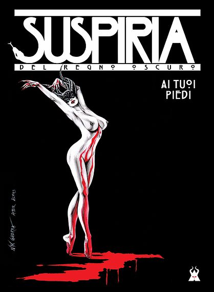 SUSPIRIA COVER GUERRA LIGHT