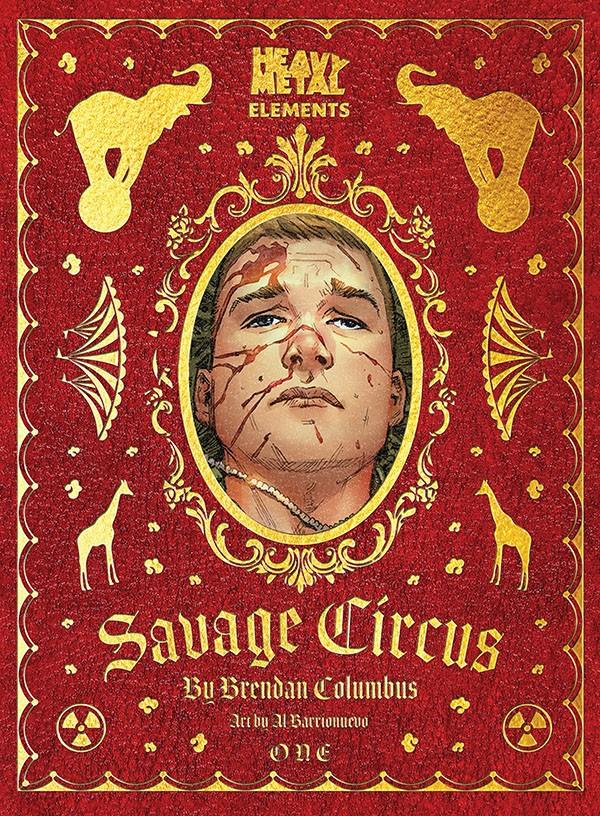 Savage Circus 1
