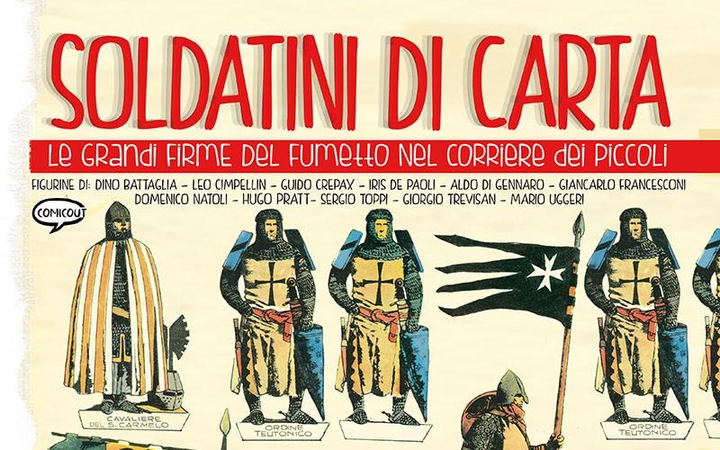 "ComicOut presenta ""Soldatini di carta"""