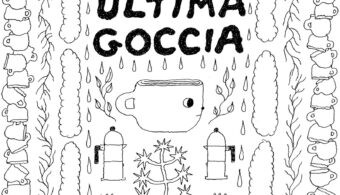 Sovracoperta Ultima goccia_