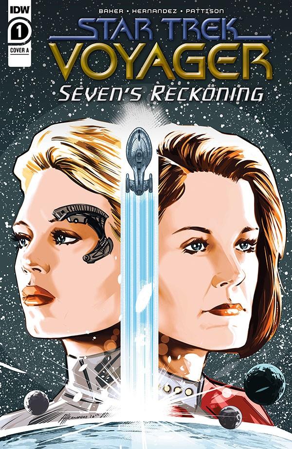 Star Trek Voyager Sevens Reckoning 1