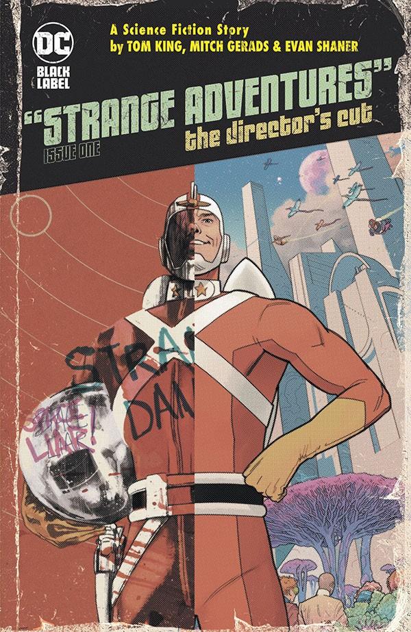 Strange Adventures 1