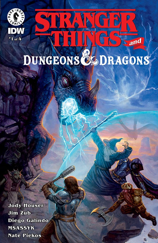 Stranger Things and Dungeons & Dragons 1