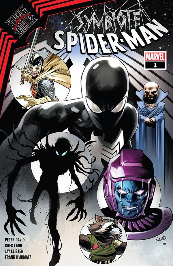 Symbiote Spider-Man - King In Black