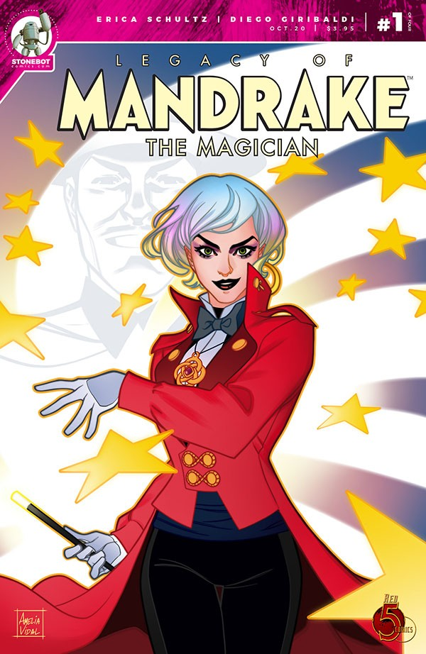 The Legacy of Mandrake the Magician 1