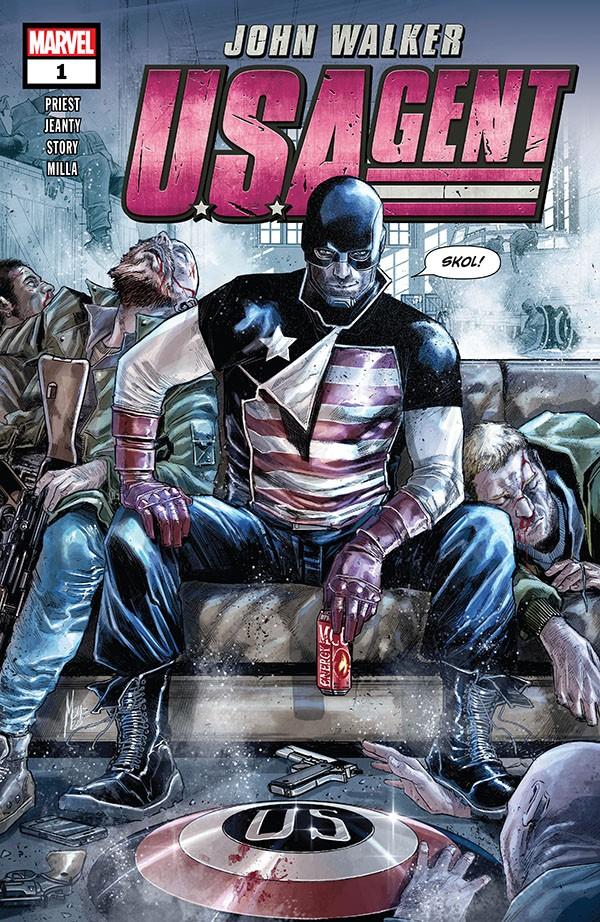 U.S.Agent 1