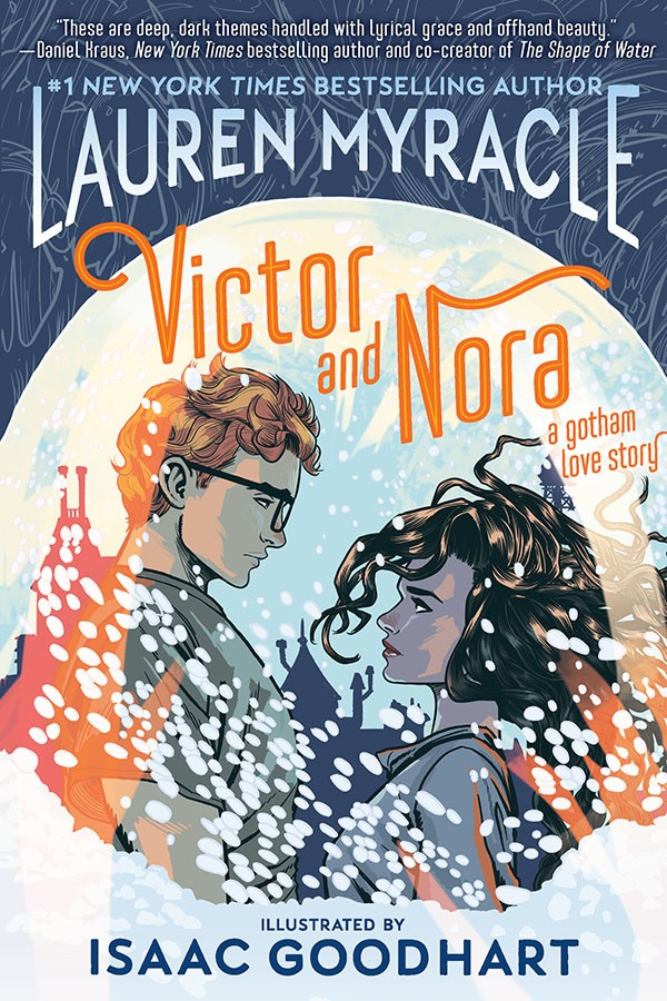 Victor and Nora - A Gotham Love Story