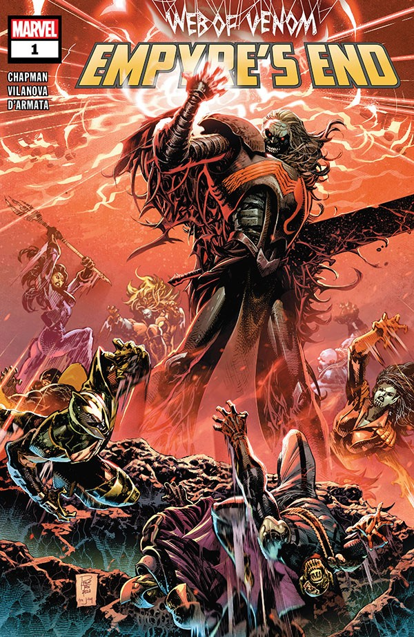 Web Of Venom - Empyre's End