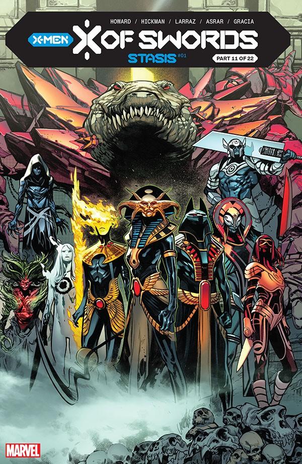 X Of Swords - Stasis
