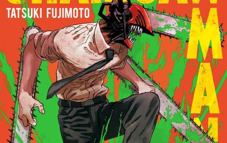 Chainsaw Man #1 (Tatsuki Fujimoto)