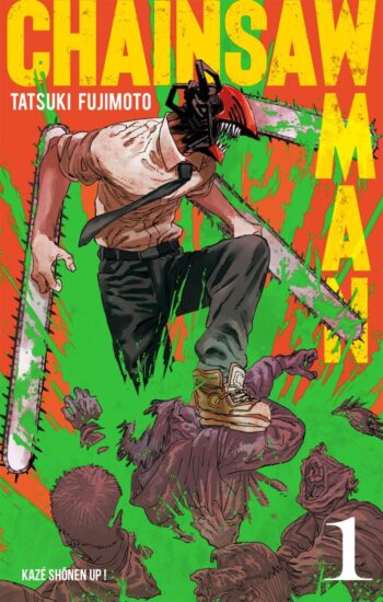 chiansaw man cover