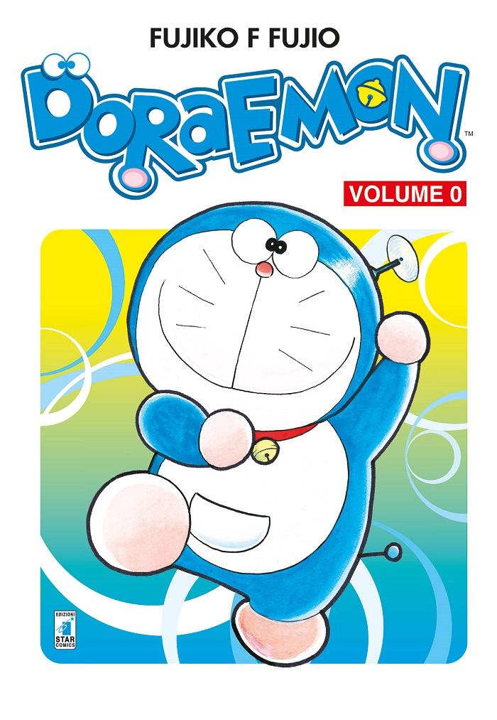 Un volume per festeggiare i 50 anni di Doraemon