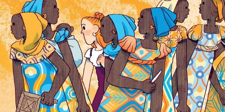 Un viaggio in Africa del valore di Due Monete