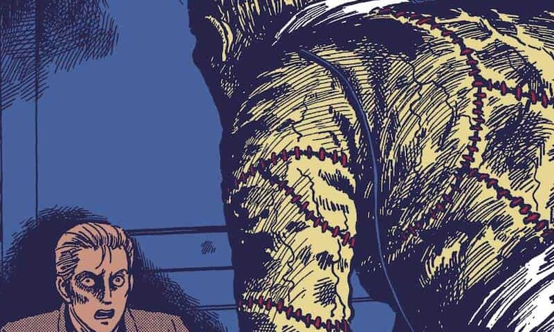 Il mostro – Frankenstein e altre storie (J. Ito)