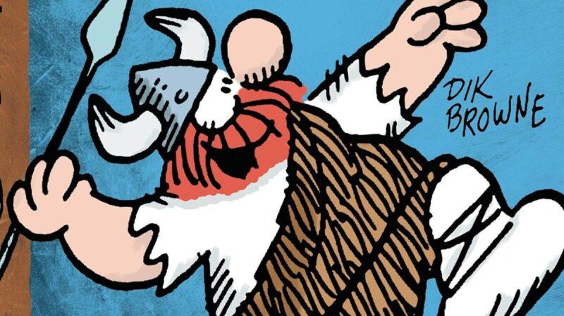 Hagar The Horrible: in lavorazione serie animata