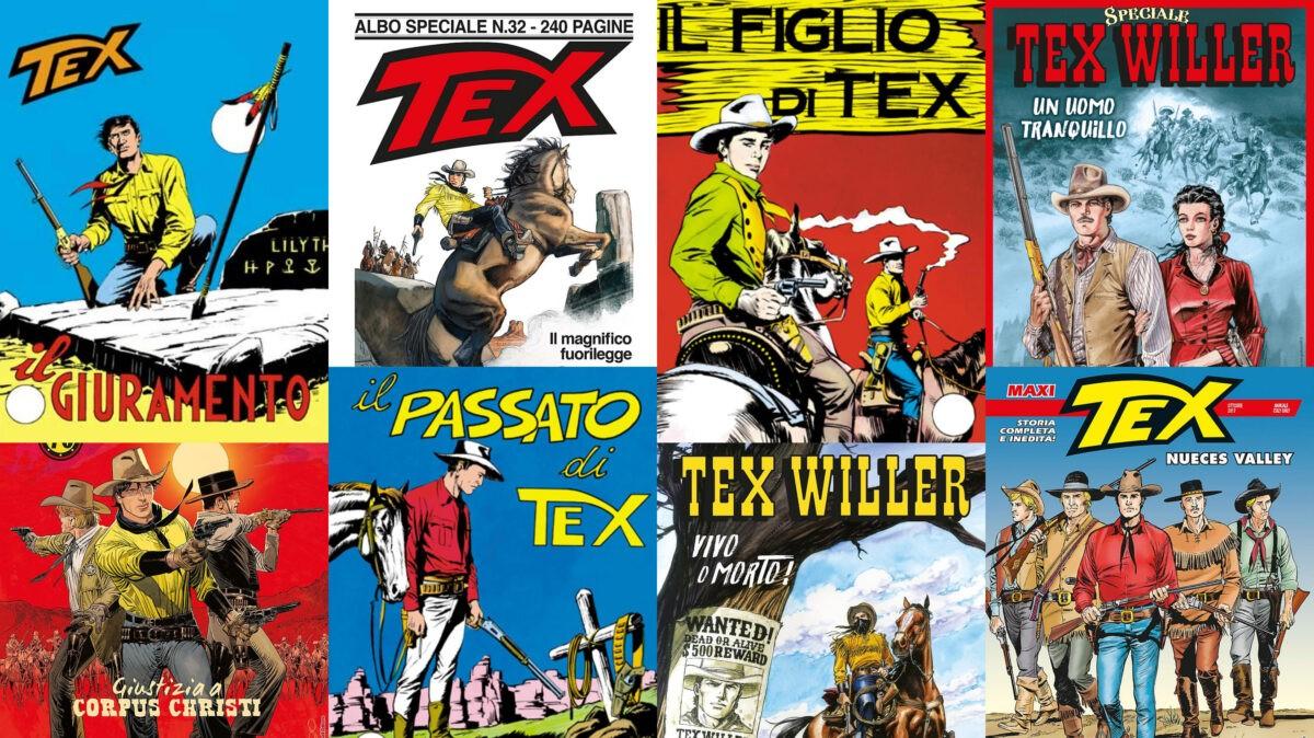 Tex Willer, per una biografia