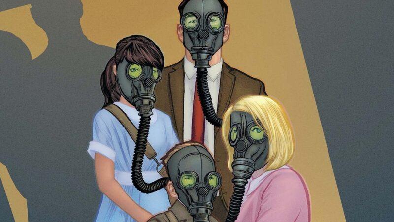 "Aftershock Comics lancia ""Nuclear Family"", basato su racconto di Philip K. Dick"