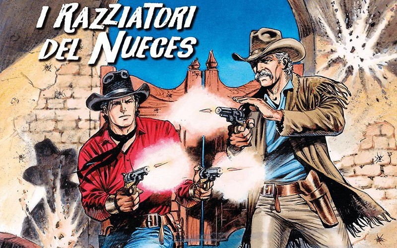 Tex Willer #24 – I razziatori del Nueces (Boselli, Brindisi)