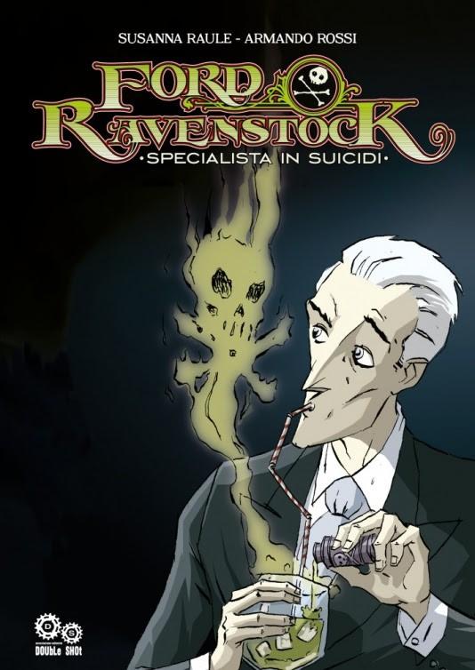 """Double Shot ristampa """"Ford Ravenstock"""" di Susanna Raule e Armando Rossi"""