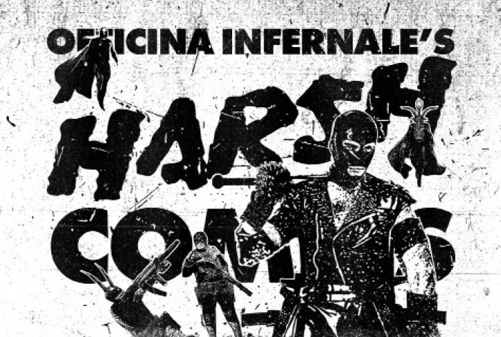 E' nato Harsh Comics il nuovo progetto a fumetti di Officina Infernale