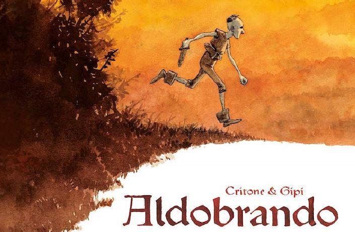Aldobrando, l'antieroe di Gipi e Luigi Critone