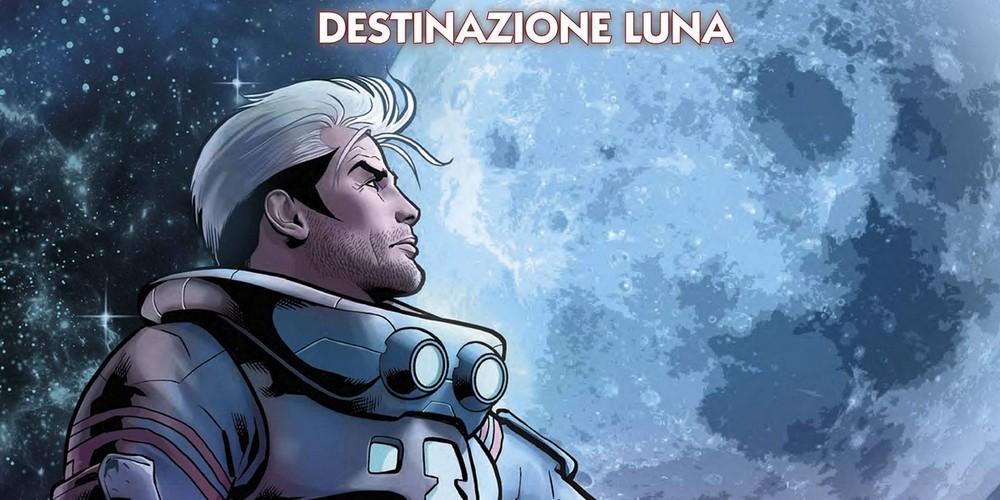 Destinazione Luna, a tu per tu con Bepi Vigna