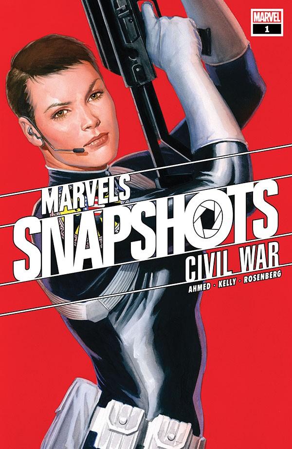 Civil War - Marvels Snapshots