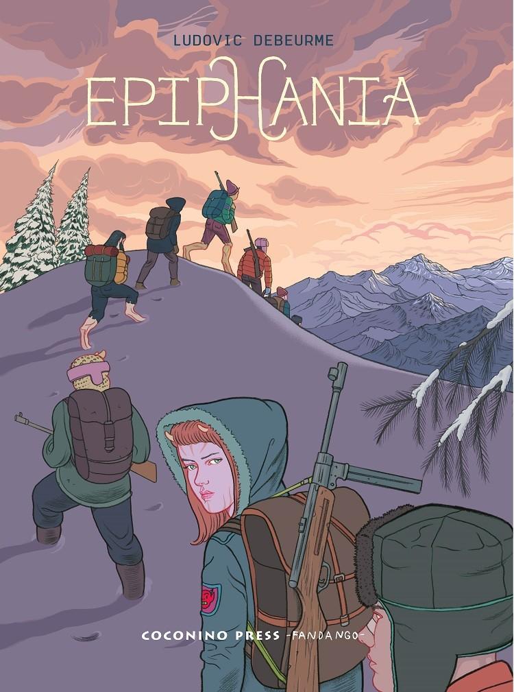 Cover EPIPHANIA VOL 2 OK DEF