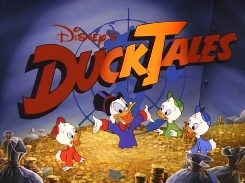 Disney+: Disponibili le prime due stagioni di Duck Tales