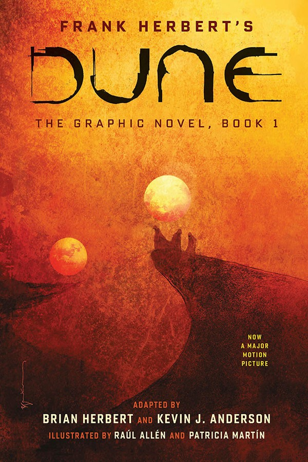 Dune - The Graphic Novel Book 1