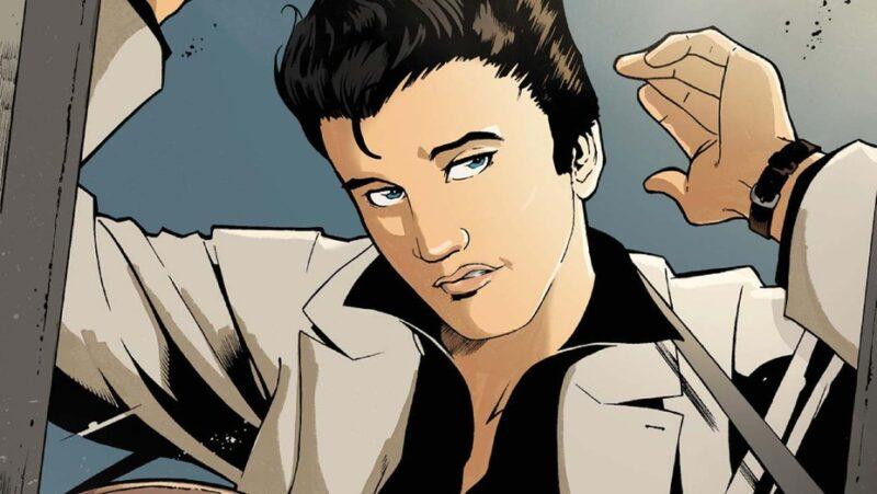 Graphic Novel su Elvis Presley in arrivo nel 2021